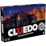 Hasbro Spiele 38712100 - Cluedo, Familienspiel