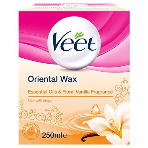 Veet-Essential-Oils-and-Floral-Vanilla-Warm-Wax-Microwavable-Jar-250-ml