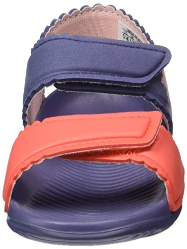 adidas Unisex Baby Altaswim Sandalen, Violett (Super Purple/Haze Coral/Easy Coral), 25 EU -