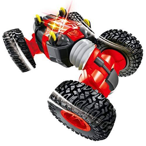 Happy event telecomando elettrico lontano dall'auto per strada rc high speed racing camion giocattolo regalo, Rosso