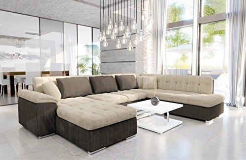 Eckcouch Ecksofa Niko Bis Design Sofa Couch Mit Schlaffunktion Und
