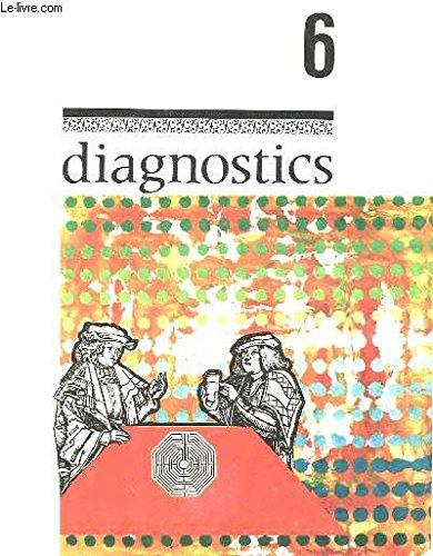 DIAGNOSTICS 6. MARS. ENDOCRINOLOGIE PAR DOCTEUR LEPRAT. RHUMATOLOGIE PAR ANTEBY. GYNECOLOGIE PAR DOCTEUR MICHEL JAMES...