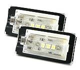 Niken LED - SMD Kennzeichenbeleuchtung, 2er Set, Nummernschildbeleuchtung