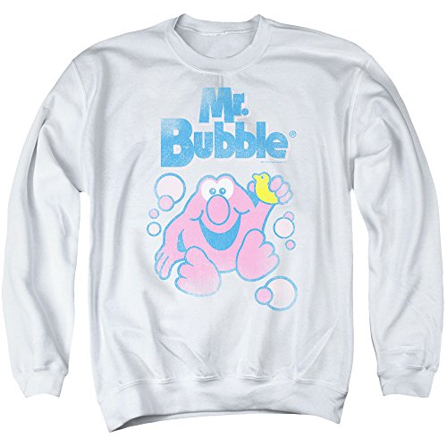 mr-bubble-felpa-uomo-white-medium
