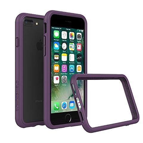 Coque iPhone 7 Plus - Bumper RhinoShield CrashGuard [Protection de