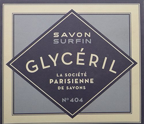 La Société Parisienne De Savons Savon Invité Glyceril 50 g