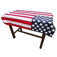 "OWM USA Flags Decoration Cotton American USA Flag (40""x40"")"