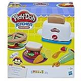 Hasbro Play-Doh E0039EU4 - Toaster Knete, für fantasievolles und kreatives Spielen