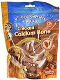 Nobby STARSNACK Chicken Calcium Bone 375 g, 1er Pack (1 x 375 g)