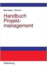Handbuch Projektmanagement Gebundene Ausgabe