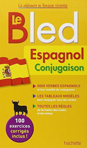Bled Espagnol Conjugaison by Alfredo Gonzalez Hermoso (2014-07-02)