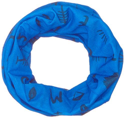 Salewa, icono k, fascia con uso multifunzionale, uomo, blu (royal blue), taglia unica