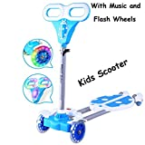 Four Wheel Swing Scooter Wheel Shake Sco...