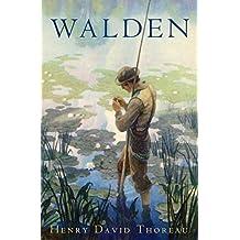 Walden (Illustrated Edition) (English Edition)