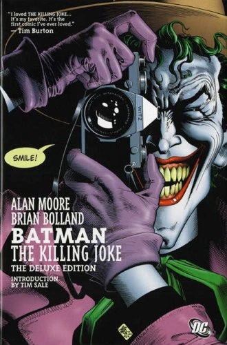 Batman: Killing Joke Cover Image