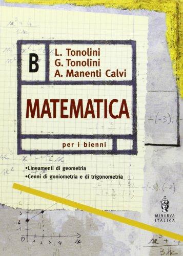 Matematica. Vol. B