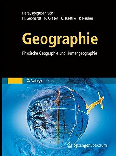 Geographie Physische Geographie Und Humangeographie