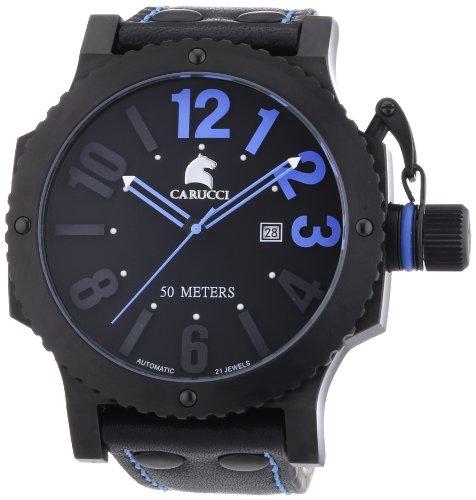 Carucci Watches CA2211BL-BK