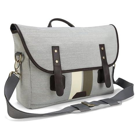 Targus TSM68912EU Geo Gibson Besace sacoche pour ordinateur portable 15.6