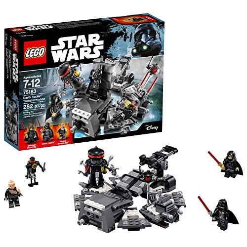 LEGO Star Wars Darth Vader Transformation 75183 Baukastens - Lego Star Wars Transformation