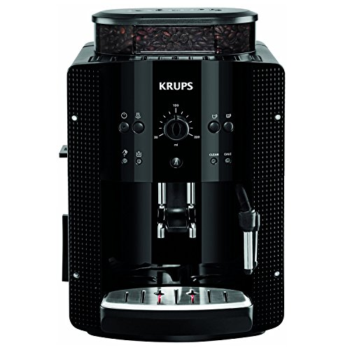 KRUPS Automatic Coffee Machine 1.8 l 15 bar, CappuccinoPlus nozzle) black