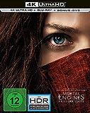 Mortal Engines Krieg der Städte 4K UHD + BD Steelbook [Blu-ray] -