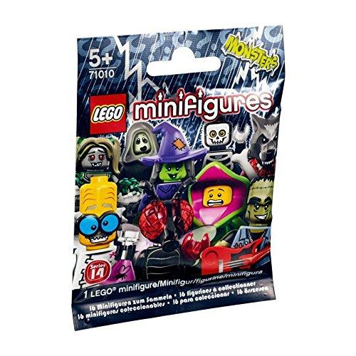 LEGO Minifiguren: Monster Serie 14 , Preis pro  Stück (Skelett Lego Mann Kostüm)