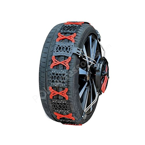 Chaine neige montage frontal et tension automatique pneu 165/80R15