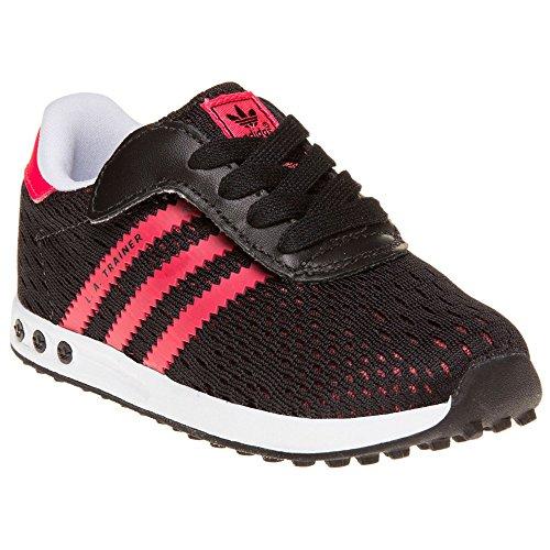 Adidas La Trainer Infants Baskets Mode Noir
