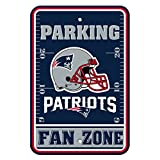 Offizielles National Football League Fan Shop authentische NFL Parken Schild, New England Patriots