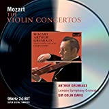 Arthur Grumiaux: Mozart: The Violin Concertos (Audio CD)