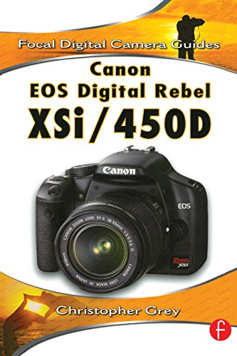 Canon EOS Digital Rebel XSi/450D (English Edition) (Eos Canon Xsi)