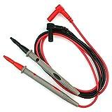 ROSENICE 2pcs Multimetro Elettronico Tester Misuratore Digitale Puntali Cavi 1000V 20A