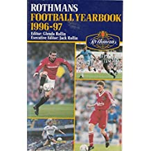 Rothman's Football YearbBook 1996-97