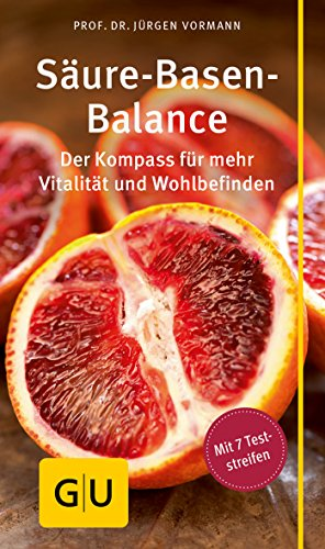Price comparison product image Säure-Basen-Balance: Der Kompass für mehr Vitalität und Wohlbefinden