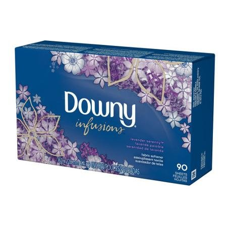 90-downy-infusions-lavender-serenity-tumble-dryer-sheets-by-downy