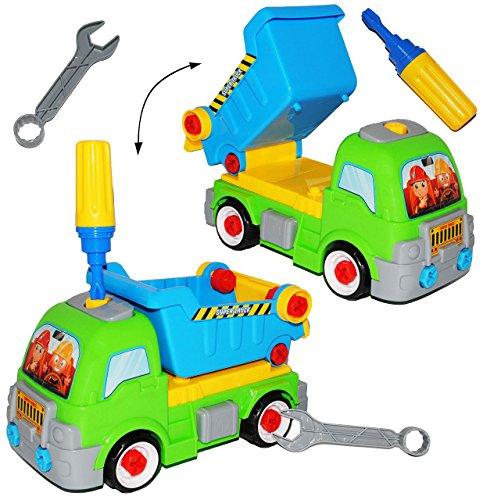 Auto mit Werkzeug -