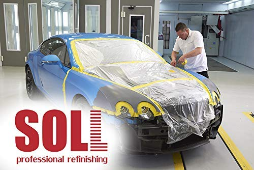 Zoom IMG-3 soll bianco automotive refinish coprente