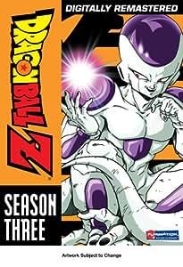 DragonBall Z: Season Three [REGION 1] [NTSC] [DVD] [US Import]