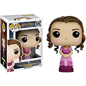 POP Harry Potter Yule Ball Hermione Vinyl Figure