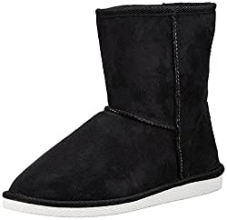 Carlton London CL by Womens Rawnie Black Boots - 5 UK/India (38 EU)