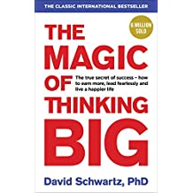 ‏‪The Magic of Thinking Big‬‏