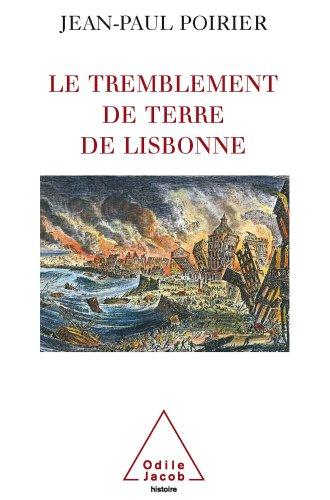 Tremblement de terre de Lisbonne (Le) (Sciences Humaines)