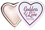 I Heart Makeup - Highlighter - Blushing Hearts - Goddess of Faith