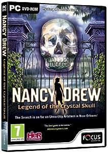 Nancy Drew: Legend of the Crystal Skull (PC CD)