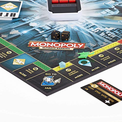 Zoom IMG-2 hasbro gaming monopoly ultimate banking
