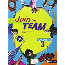 Join the Team 3e