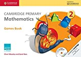 Cambridge Primary Mathematics Stage 2 Games Book with CD-ROM