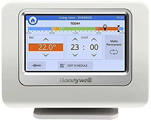 evohome Wireless Connected Pack Heating Controller by