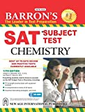#7: Barron's SAT Subject Test Chemistry